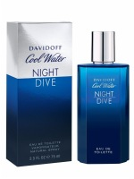 Davidoff Cool Water Nightdive EDTS 75 ml