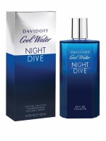 Davidoff Cool Water Nightdive EDTS 125 ml