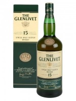 The Glenlivet 15 let 40 % 1l