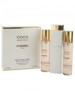Chanel Coco Mademoiselle Purse Spray EDT 3x20ml